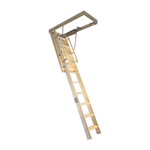 Attic Stairs & Accessories