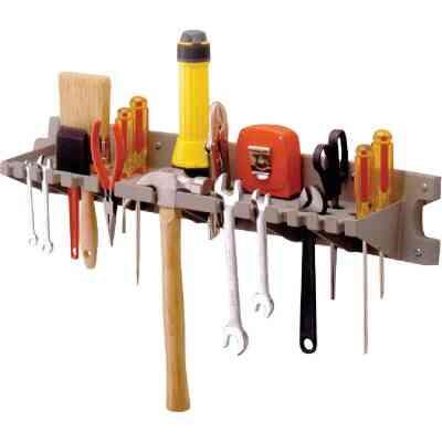 Suncast 24 In. Hand Tool Rack Organizer