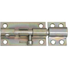 National 4 In. Zinc Heavy Barrel Bolt Image 1