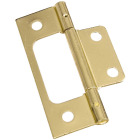 National 3 In. Non-Mortise Panel Hinge (2 Count) Image 1