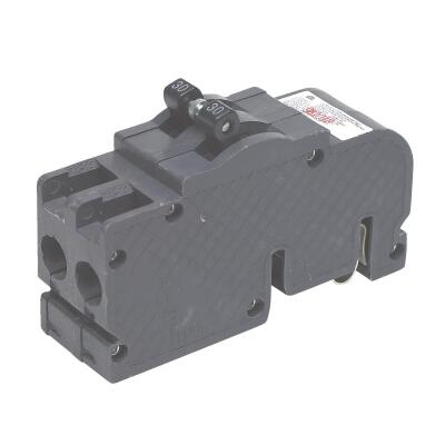 Connecticut Electric 60A Double-Pole Standard Trip Packaged Replacement Circuit Breaker For Zinsco