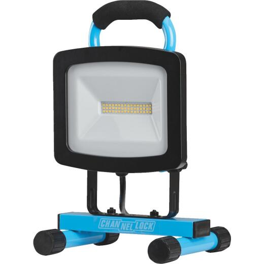 Channellock 3500 Lm. LED H-Stand Portable Work Light