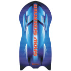 Flexible Flyer Snow Screamer Foam 47 In. Snow Sled Image 1